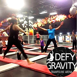 Defy Gravity Trampoline Park Brings New Life To Once