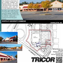 Building sales information