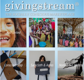 Online retailer Givingstream helps shoppers give back