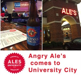 Angry Ale's expands to University City