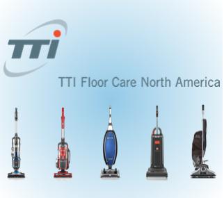 TTI Floor Care Graphic