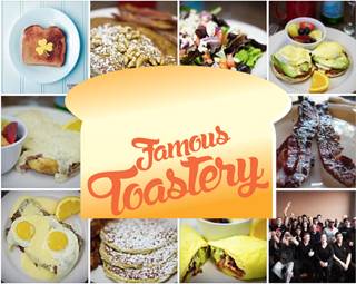 Famous Toastery finds newest home at University Place