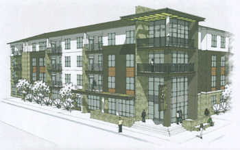 North Tryon Light Rail Line Fuels 2 Tod Residential