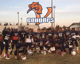 Vance Cougars 9-1 and hoping for much more!