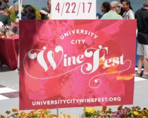 2017 Wine Vault University City Wine Fest