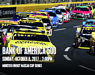 NASCAR reigns supreme this weekend