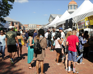 See the world at UNC CLT International Festival!