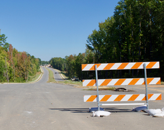 New date for Mallard Creek Rd completion: 2019