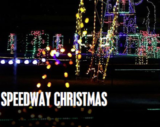 3 million Christmas lights and much more at Charlotte Motor Speedway