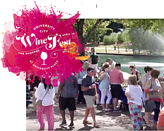 Better with age – the 2018 University City Wine Fest!