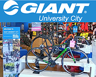 University City's bike shop takes a Giant leap