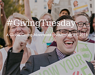 #GivingTuesdayCLT – Make a difference on Nov. 27