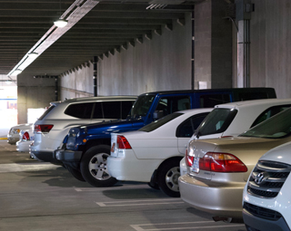 LYNX parking deck usage on the rise
