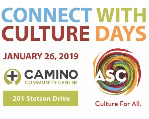 Connect with Culture Days graphic