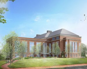 UNC Charlotte new science building