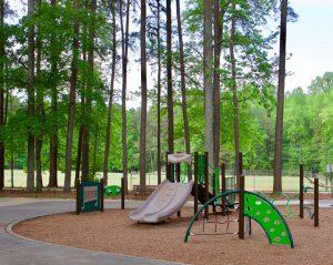 Reedy Creek Park playground