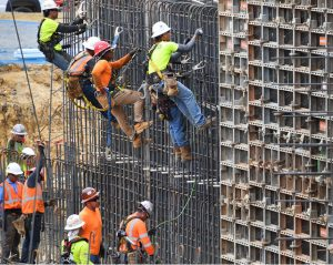 UNC Charlotte construction