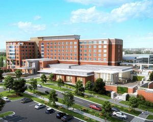 UNC Charlotte Marriott Hotel and Conference Center