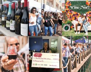 Five days of Winefest fun start April 15