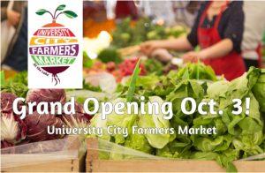 University City Farmers Market